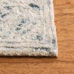 Essence Black Wool Rug - 2