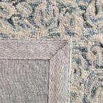 Essence Black Wool Rug - 3