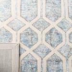 Safavieh Adelina 665 Ivory & Blue Wool Rug - 4