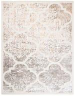 Safavieh Adelina 668 Ivory & Gold Wool Rug - 2