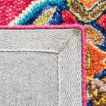 Safavieh Vail Red & Blue Wool Rug - 4