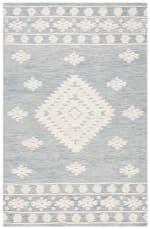 Safavieh Vail ray & Ivory Wool Rug - 1