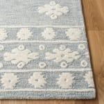 Safavieh Vail ray & Ivory Wool Rug - 3