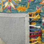 Safavieh Vail  Blue & Purple Wool Rug - 11