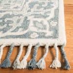 Vail Gray & Light Gray Wool Rug - 3