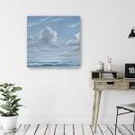 Shoreline II Canvas Giclee - 2