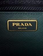 Prada Galleria Double Zip Tote Medium Bag - 7