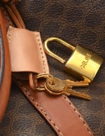 Celine Macadam Travel Bag - 1