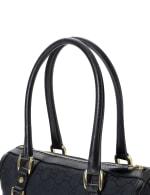Gucci GG Canvas D-Ring Boston Bag - 6