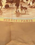 Hermes Cavaliers Peuls Scarf - 2