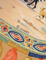 Hermes Cavaliers Peuls Scarf - 4