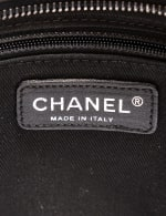 Chanel CC Logo Chain Shoulder Bag - 6