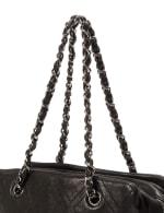 Chanel CC Logo Chain Shoulder Bag - 7