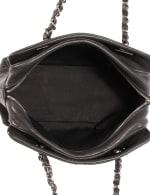 Chanel CC Logo Chain Shoulder Bag - 5