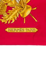 Hermes British Heraldry Scarf - 5