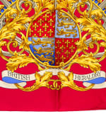 Hermes British Heraldry Scarf - 2
