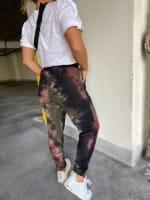 Tie Dye Jogger Pants - 7