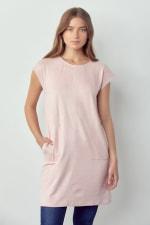 Ariel Stretch Suede Dress - 51