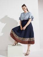 Winsley Animal Print Skirt - 5