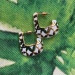 Mely Hoop Earrings - 4