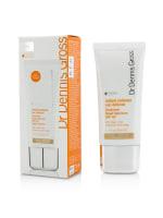 Dr Dennis Gross Women's Light-Medium Instant Radiance Sun Defense Sunscreen Spf 40 Self-Tanners & Bronzer - 1