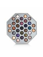 Laura Geller Women's 31 Shades Eye Shadow Collection Brush Set - N/A - Detail