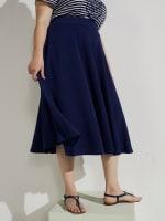 Tasmin Flare Floral Midi Skirts - 44