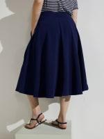 Tasmin Flare Floral Midi Skirts - 46