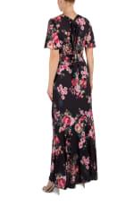 Julia Jordan Floral  Maxi Dress - 3