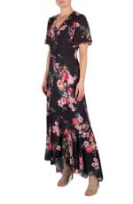Julia Jordan Floral  Maxi Dress - 2