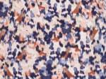 Roz & Ali Multi Colored Diamond Pintuck Popover - Plus - 5