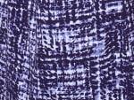 Roz & Ali Sleeveless Tonal Blue Plaid Popover - 12