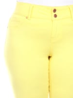 Super Stretchy Denim Jeans - Plus - 5