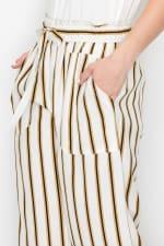 Waneeta Stripe Pant - 3