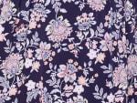 Roz & Ali Sleeveless Jacobean Floral Popover - Plus - 8