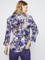 Roz & Ali Palm Floral Popover - Misses - 9