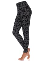 Super Soft Printed Leggings - 3
