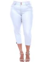 Slimming Capri Jeans - Plus - 6