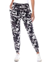 Camo Harem Pants - 3