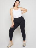 Tummy Control Legging-Plus - 5