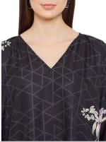 Long Kaftan Summer Maxi Dress - Plus - 3