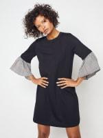 Knit Sheath Dress - 6