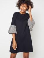 Knit Sheath Dress - 5