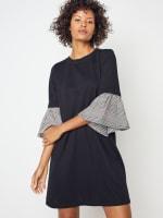 Knit Sheath Dress - 3