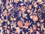 Roz & Ali Rust Floral Pintuck Popover - Plus - 2