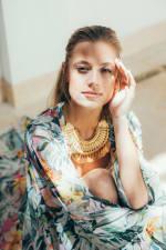 SukiSo Cappadocia Collar In Gold - 4