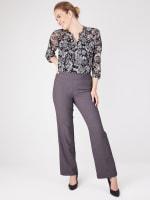 Roz & Ali Secret Agent Tummy Control Pants - Short Length - 9