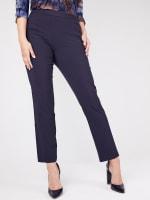 Roz & Ali Secret Agent L Pockets Pants - Petite - 9