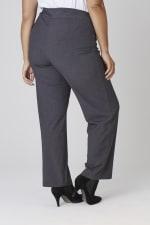 Roz & Ali Secret Agent Tummy Control Pants - Short Length - Plus - 16