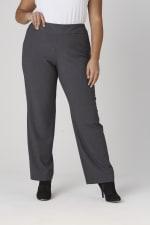 Roz & Ali Secret Agent Tummy Control Pants - Short Length - Plus - 10